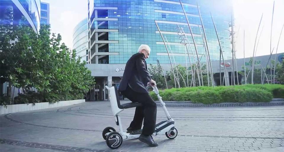 Scooter 3era Edad o Movilidad Reducida ATTO MovingLife