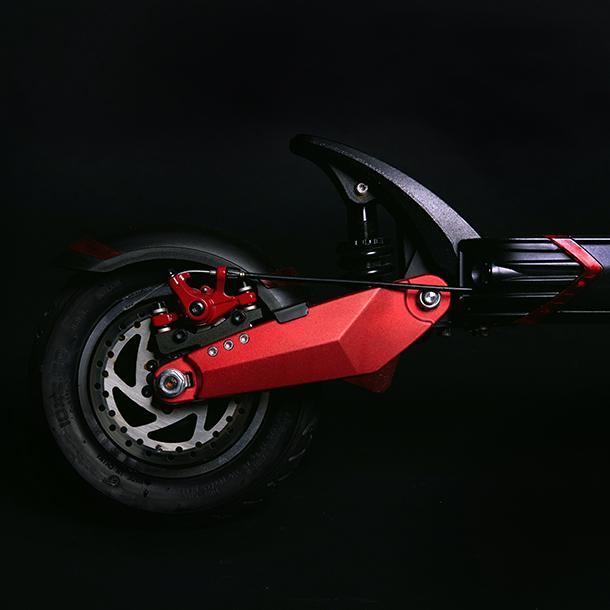 Scooter Zero 10X (52V 18Ah)