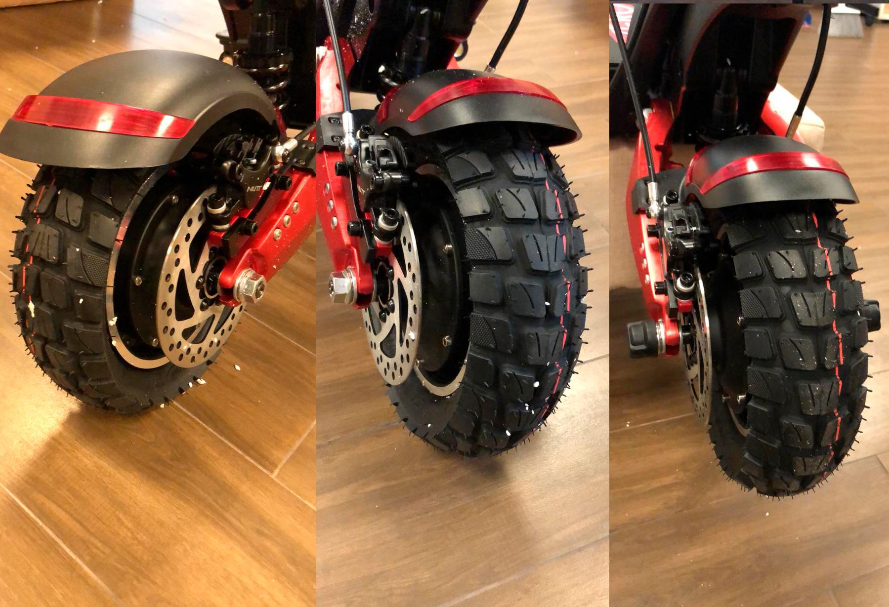 Scooter Zero 10X (Batería LG 52V 24Ah con frenos Hidráulicos)