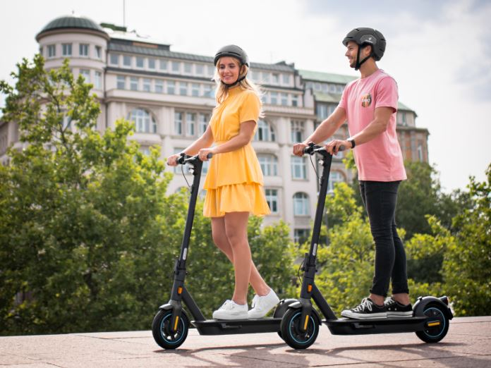 Scooter Segway by Ninebot MAX