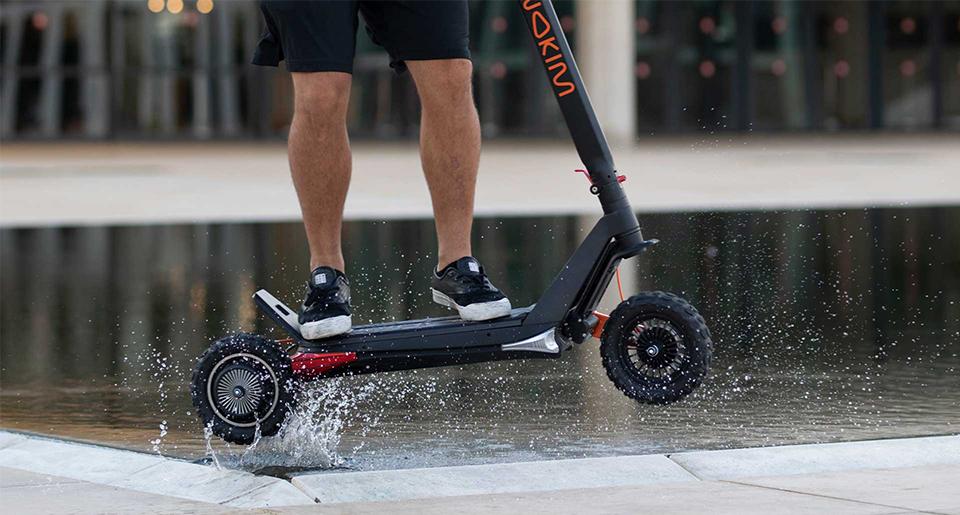 Scooter Inokim OXO (Batería LG 60V 25,6Ah)