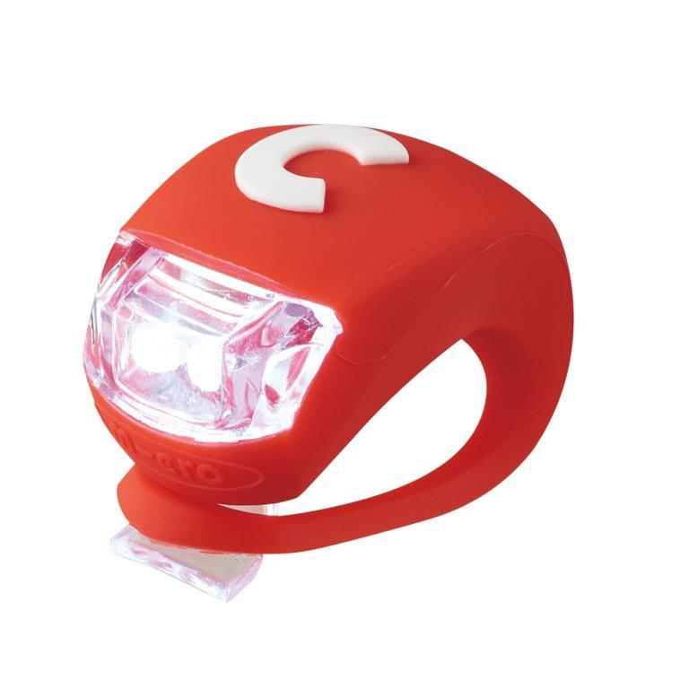 Scooter / Luz delantera roja