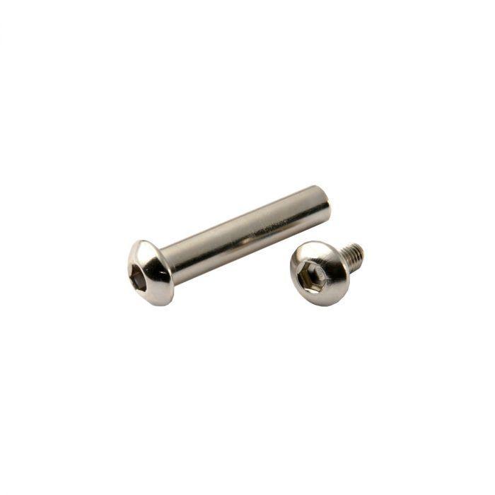 1001 Repuestos / Perno de Eje Rueda 40mm (2un)