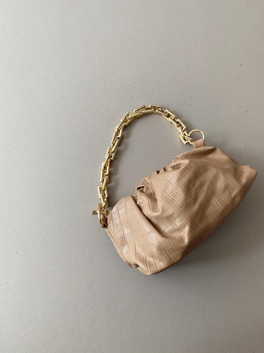 CLOUD MINI BAG CAMEL