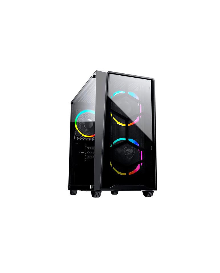 Gabinete Gamer Cougar Mini Tower MG120-G RGB