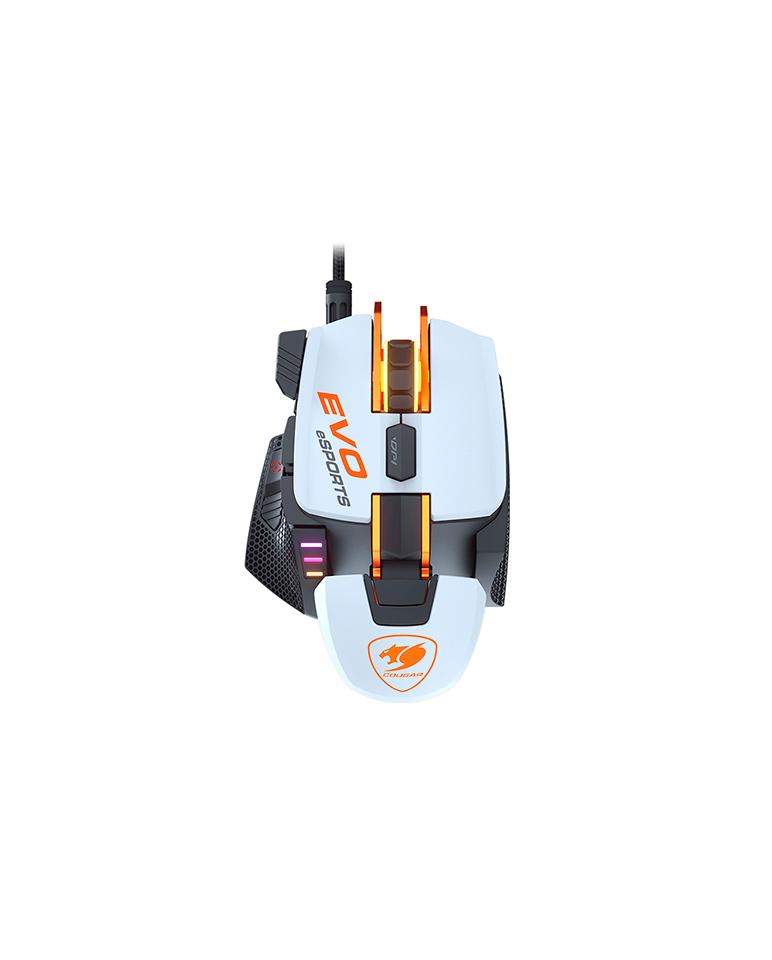 Mouse Gamer Cougar RGB 700M EVO eSPORTS