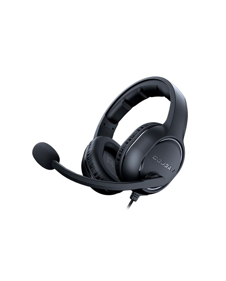 Audifonos  Gamer Cougar HX330 Black