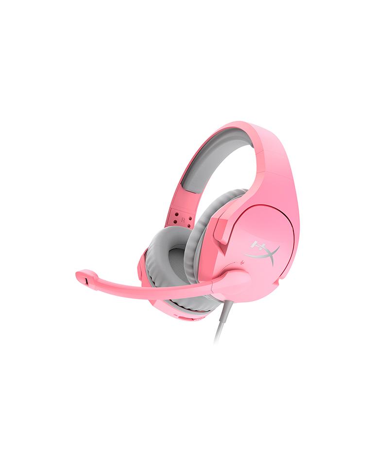 Audífonos Gamer HyperX Cloud Stinger Pink HHSS1X-AX-PK/G