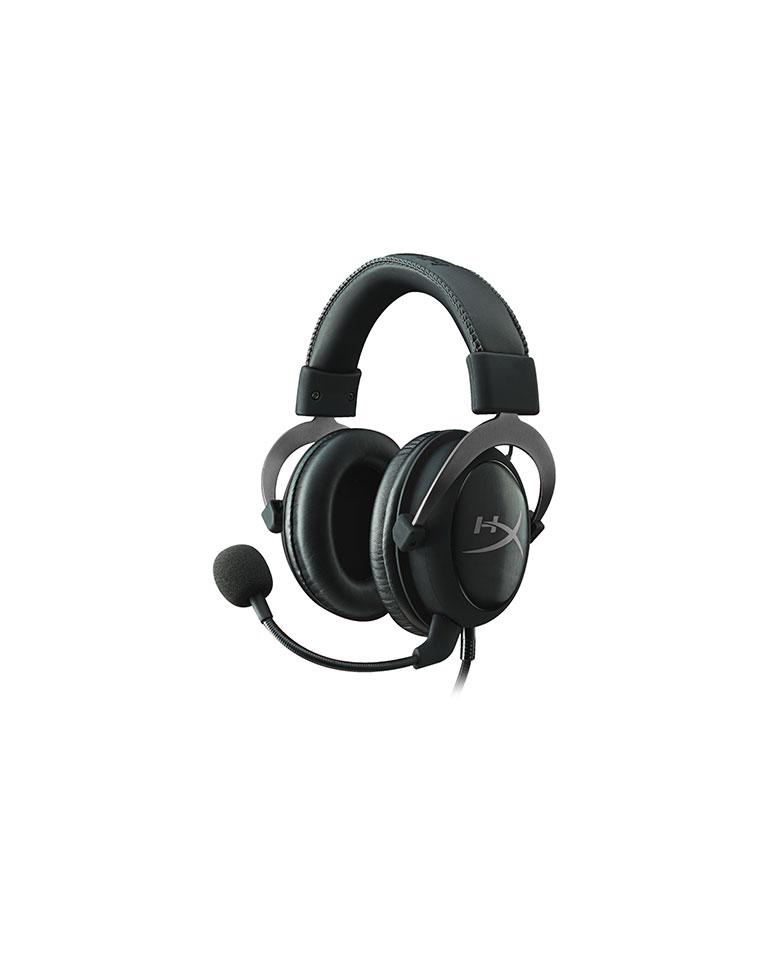 Audífonos Gamer Cloud II Gun Metal Khx-hscp-gm - HyperX [CAJA ABIERTA]