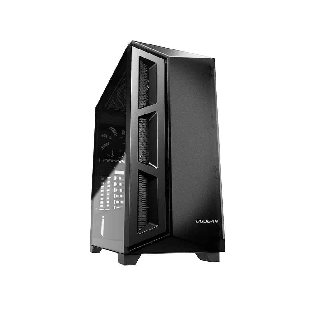 Gabinete Gamer Cougar DarkBlader X5 Translucent Black