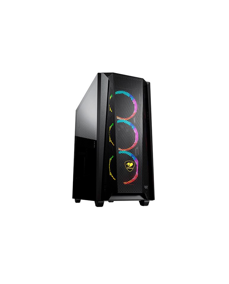 Gabinete Gamer Cougar MX660 Mesh RGB