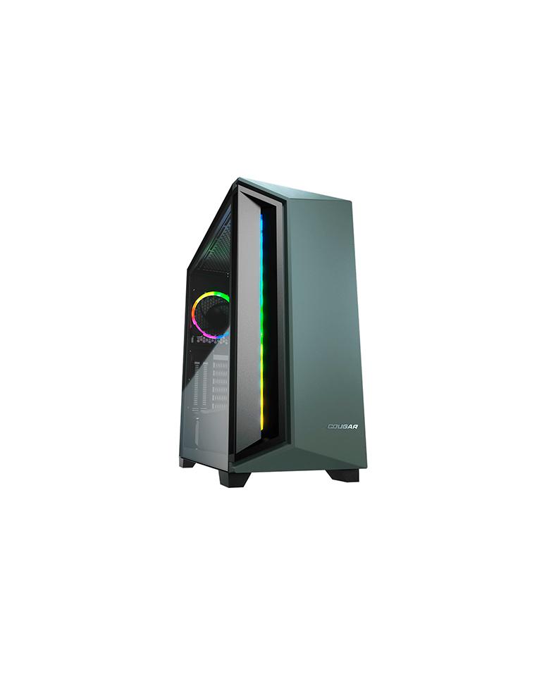 Gabinete Gamer Cougar DarkBlader X7 Mid Green