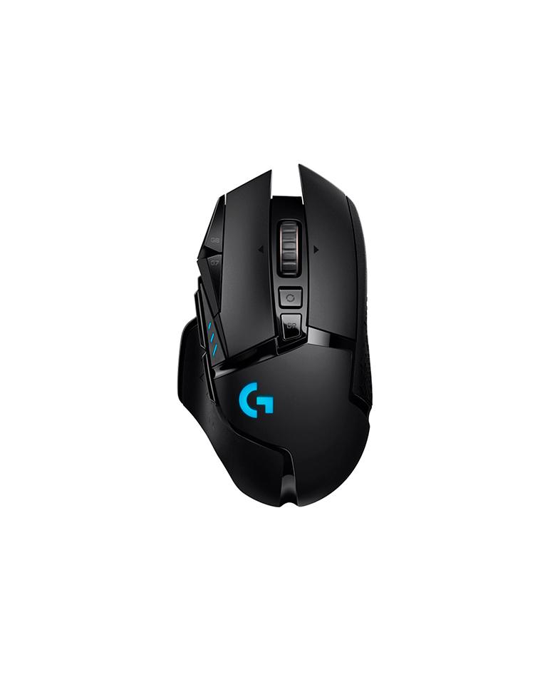 Mouse Gamer Logitech G Inalámbrico G-502 Lightspeed