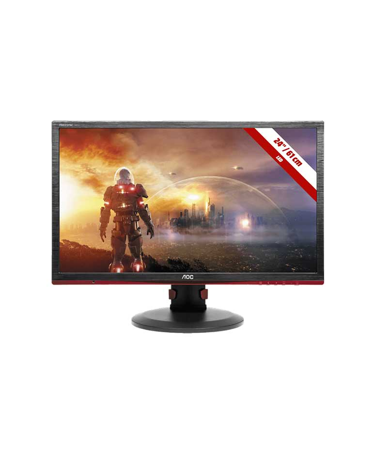 Monitor 24 Linea Gamer Pivot G2460pf - AOC