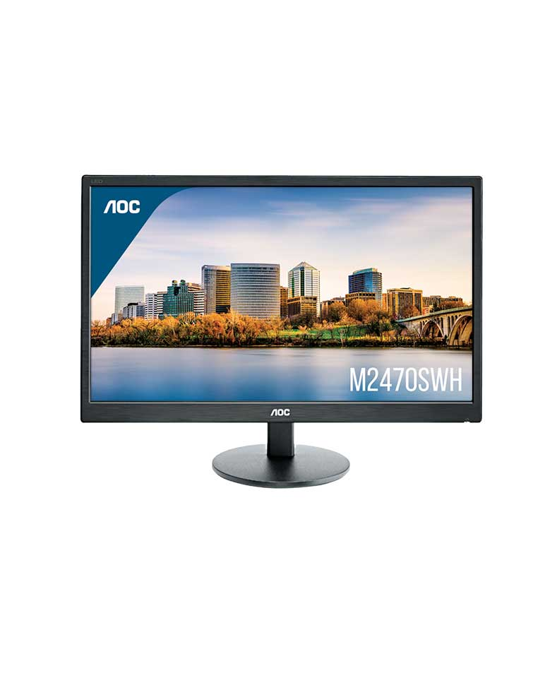 Monitor 24 Wled Full Hd M2470swh - Aoc