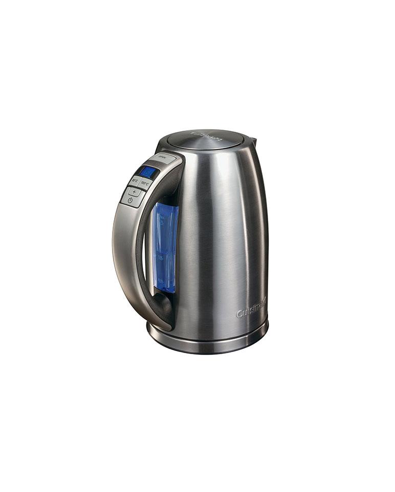 Hervidor Digital Silver Cpk17e - Cuisinart