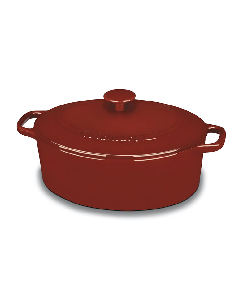 Cacerola Chef Hierro Fundido Ci755-30cr - Cuisinart