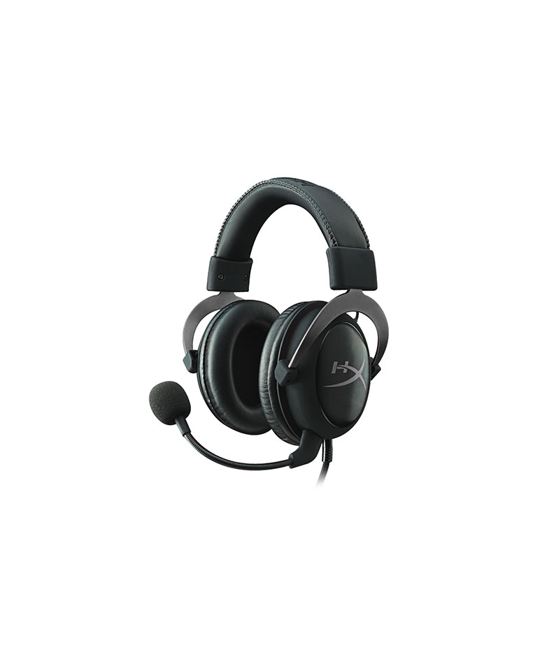 Audífonos Gaming Cloud II Gun Metal Khx-hscp-gm - HyperX