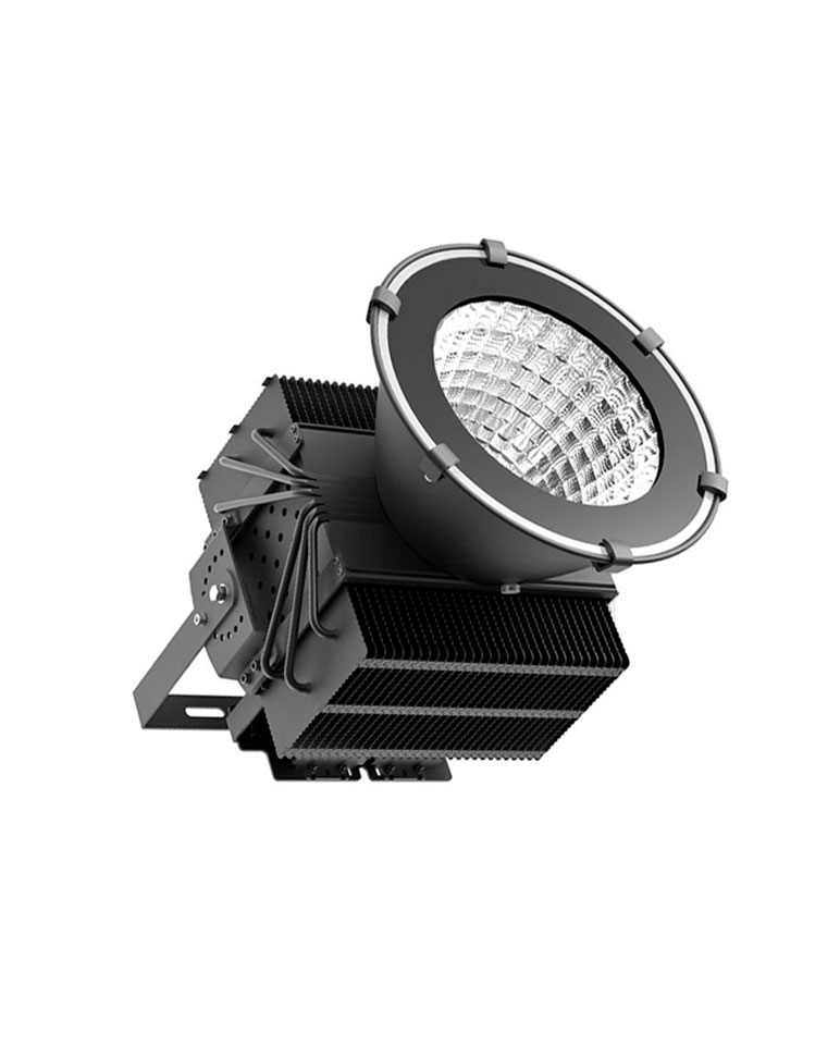Foco/Campana LED 500 watts, 4000K, IP65, Interior-Exterior