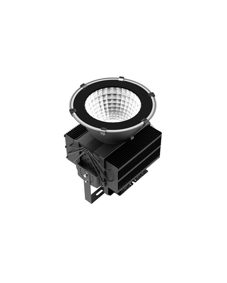 Foco/Campana LED 400 watts 4000K IP65 Interior-Exterior - YYC
