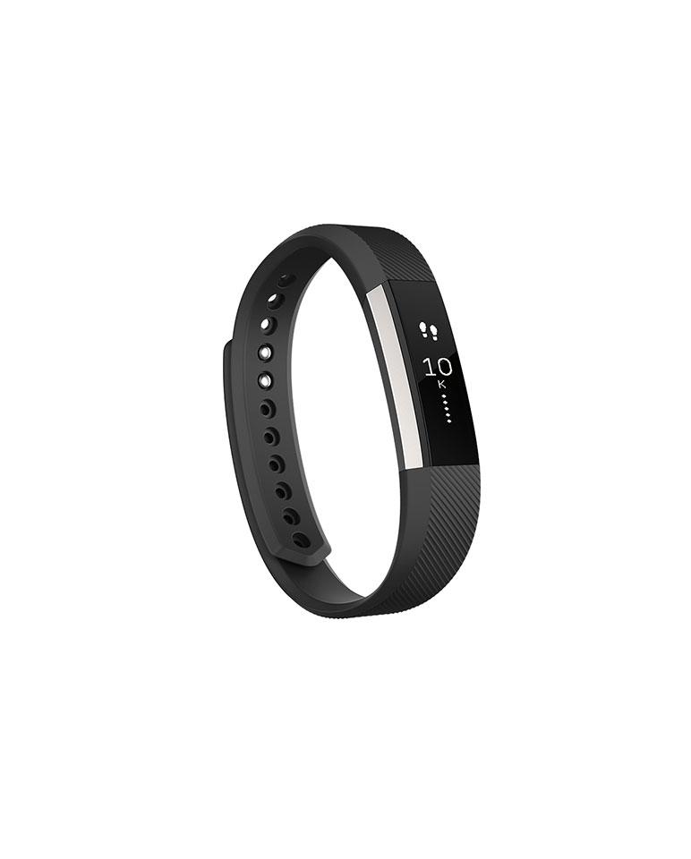 Fitbit Fitness Wristband Alta L Black - FB406BKL-LA