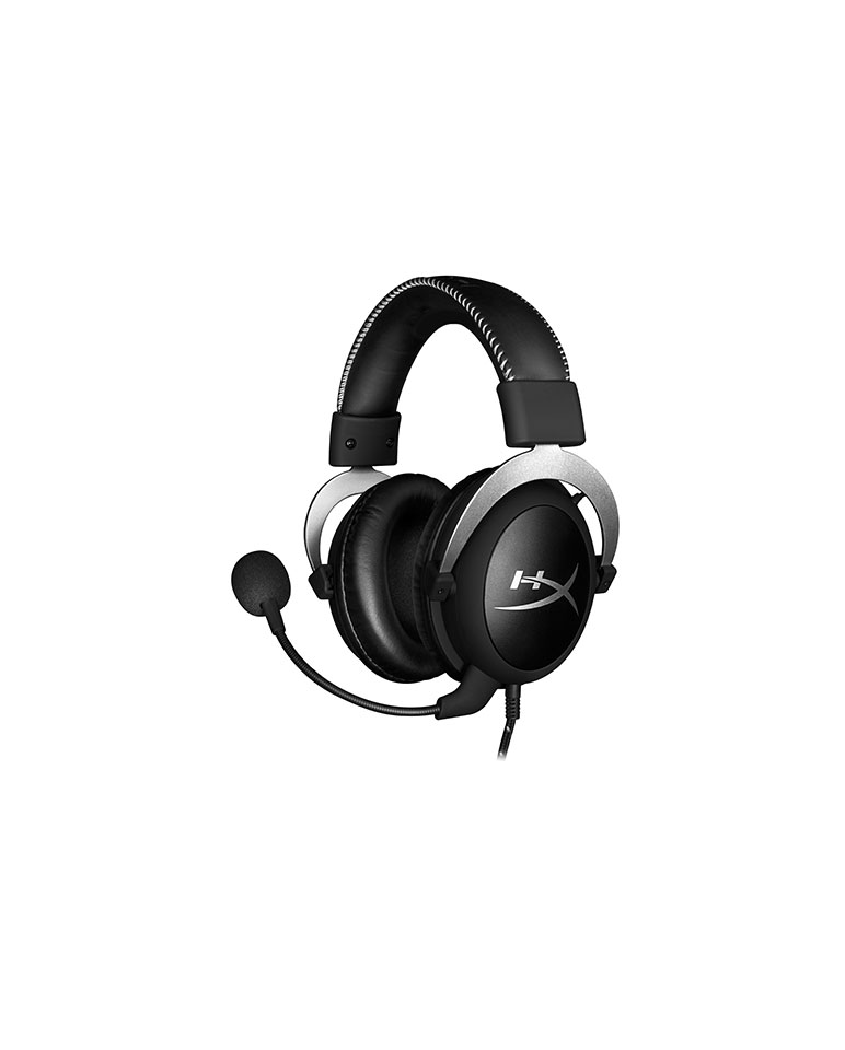Audífonos Gamer Cloud Pro Silver HX-HSCL-SR/NA - HyperX