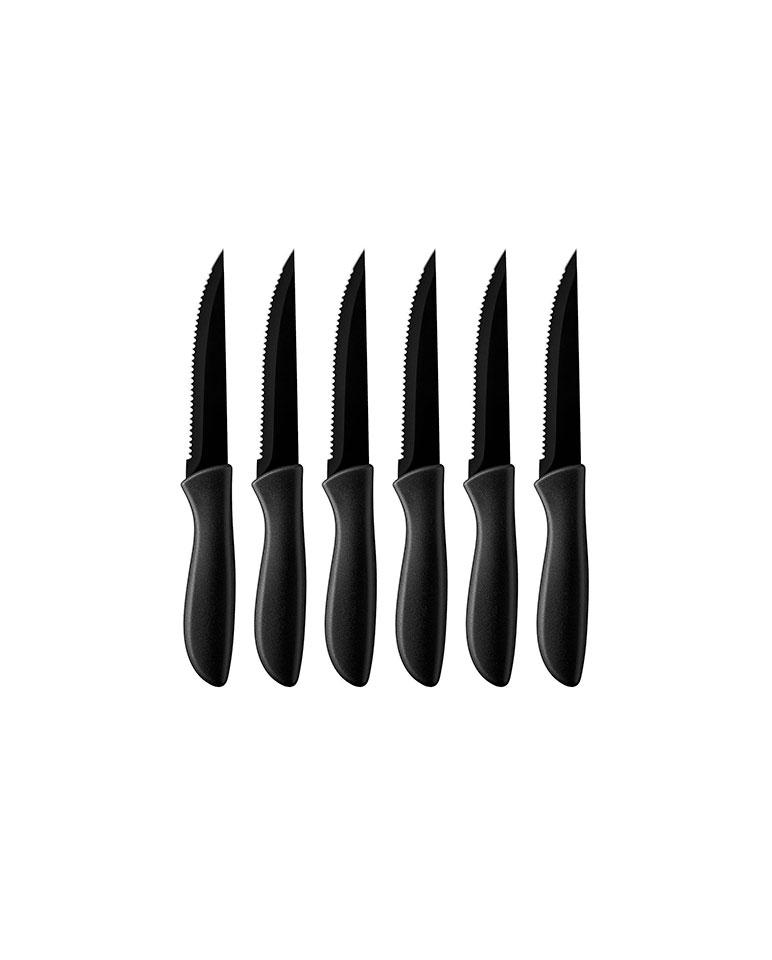 Set De 6 Cuchillos Cerámica C55-6pcsbk - Cuisinart