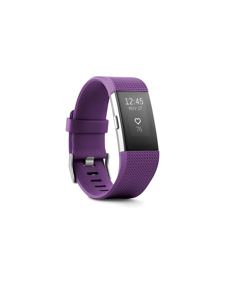 Pulsera Charge 2 S Purple FB407SPMS-LA - Fitbit