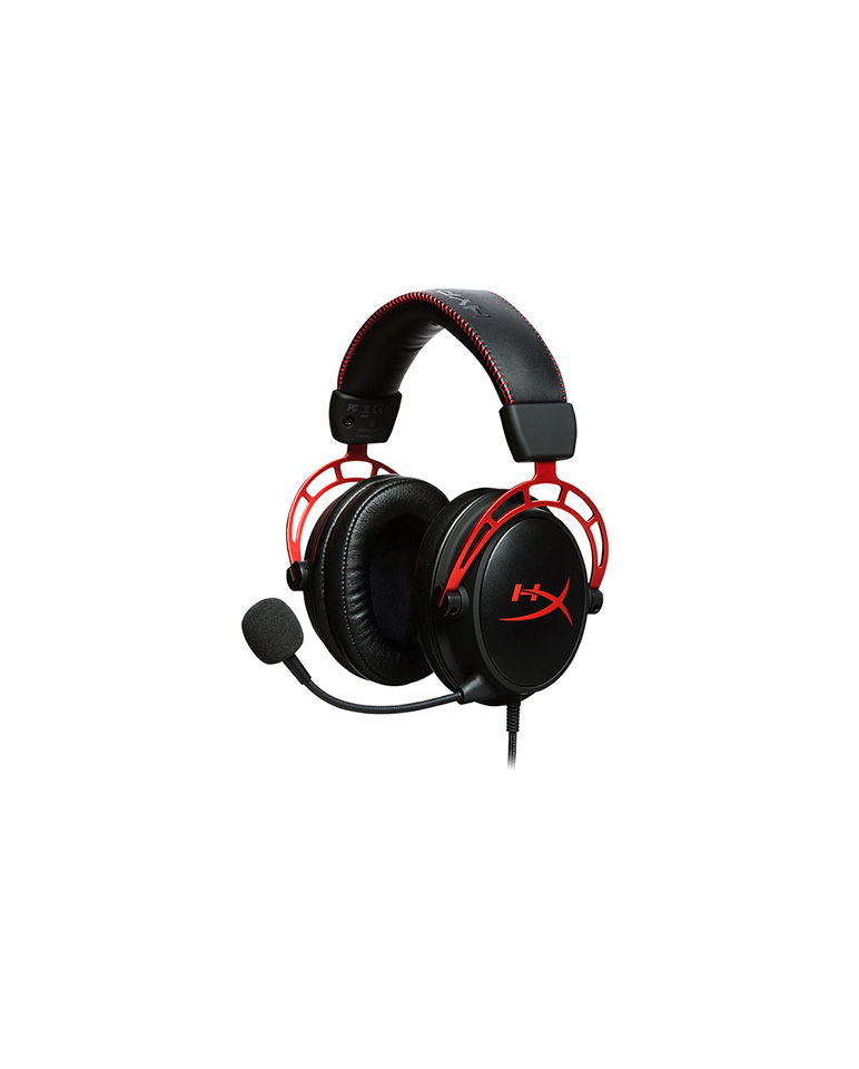 Audifonos Gamer  Cloud Alpha hx-hsca-rd/am - HyperX