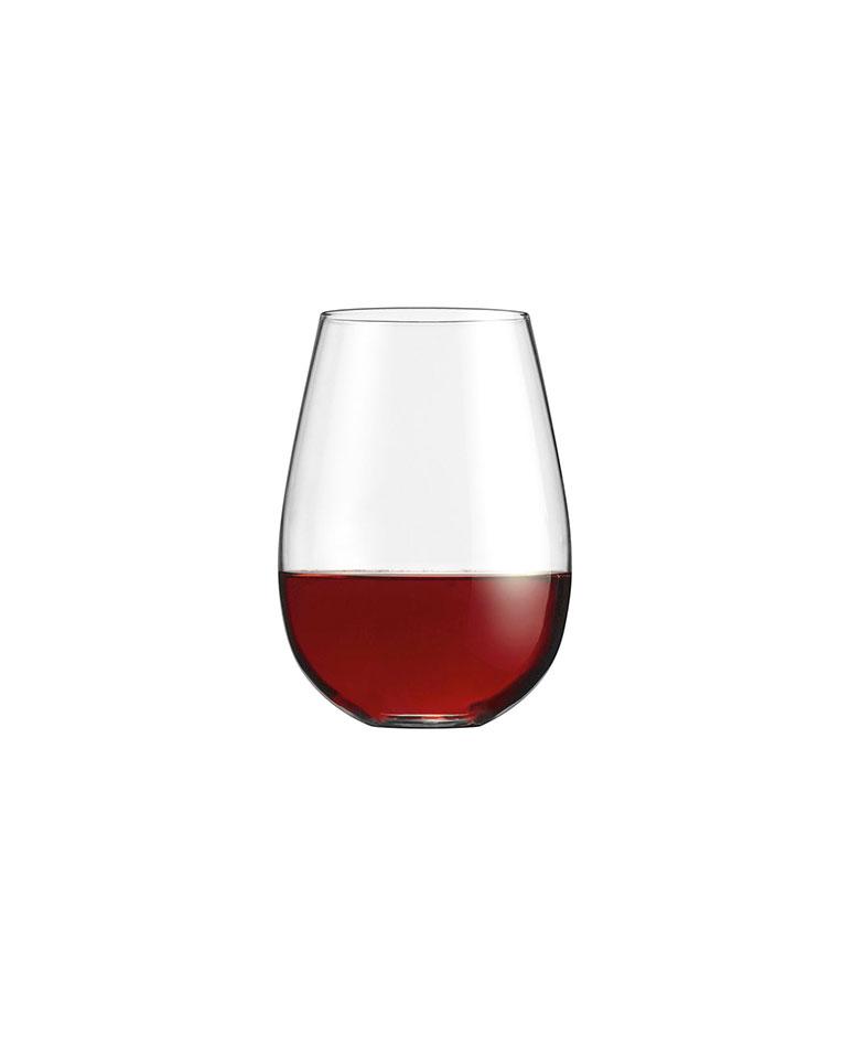 Set de 4 vasos de cristal para vinos CG-S4R - Cuisinart