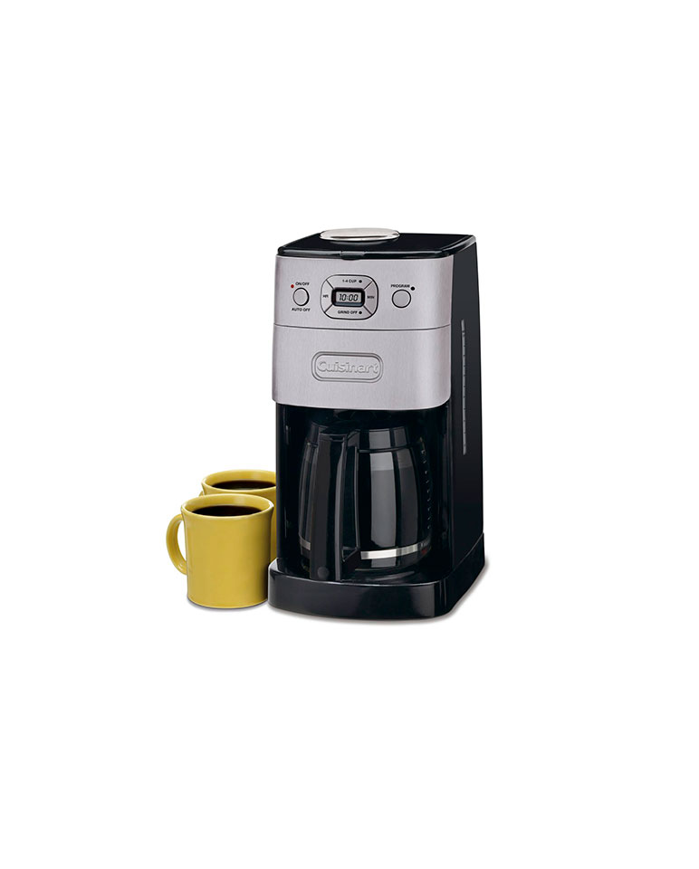 Cafetera automática 12 tazas dgb625e - Cuisinart