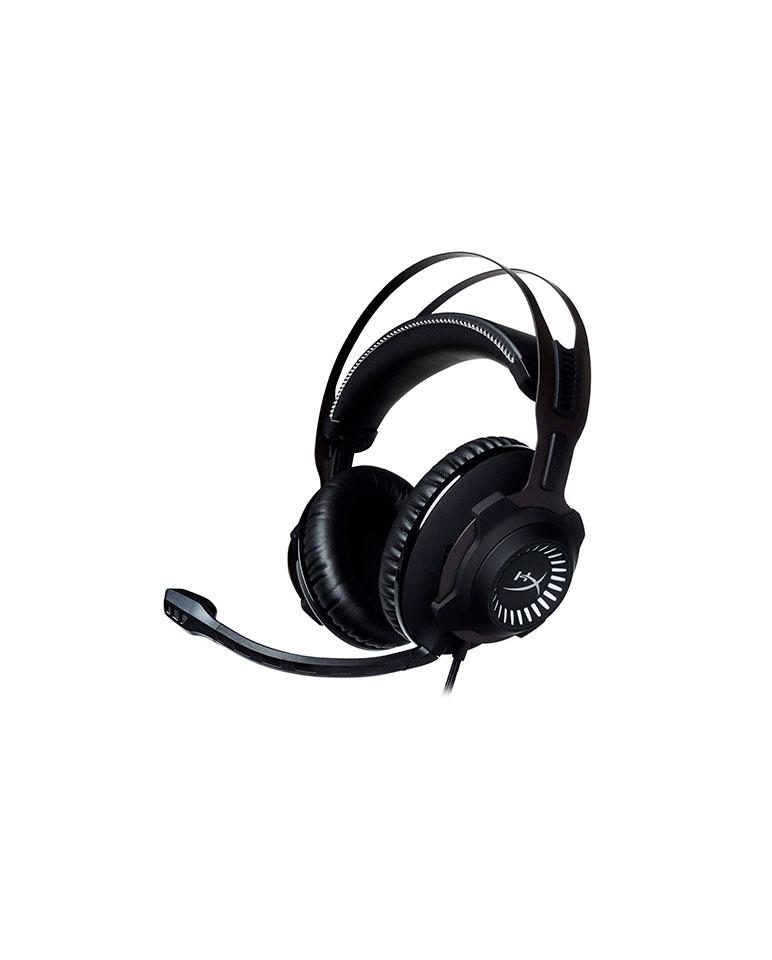 Audífono Gamer Cloud Revolver HX-HSCR-GM - HyperX (CAJA ABIERTA)