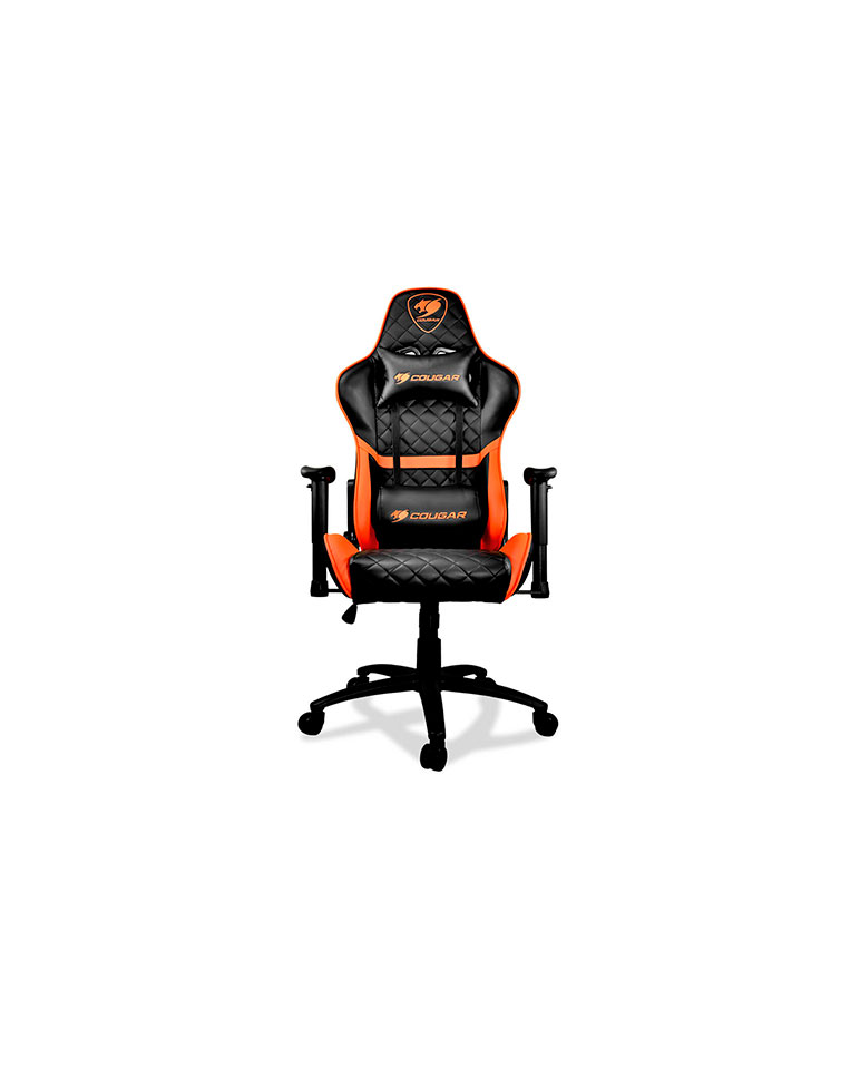 Silla profesional Gamer armor One Orange - Cougar