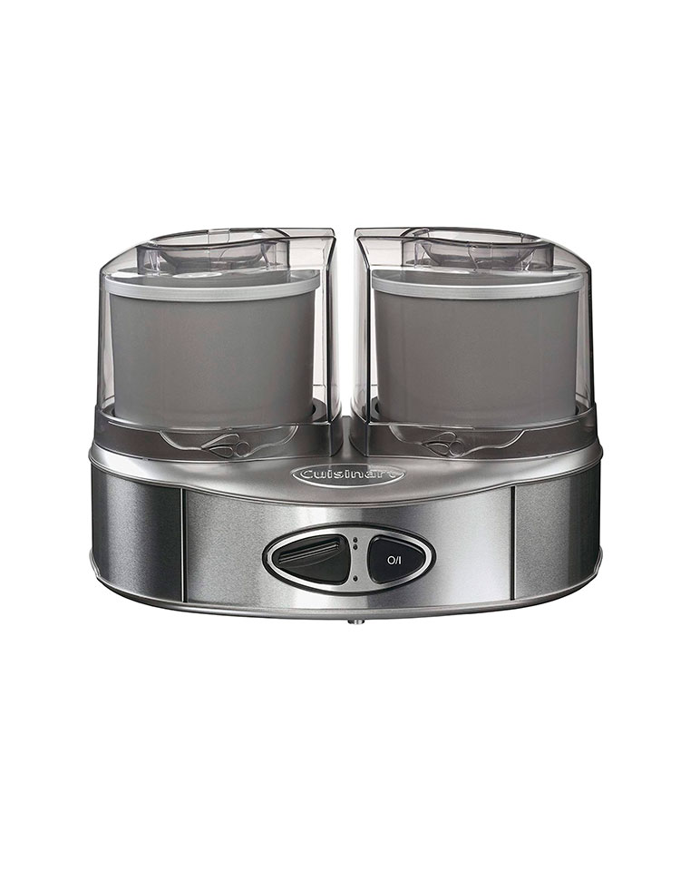 Máquina De Helados Ice40bce - Cuisinart (CAJA DAÑADA)