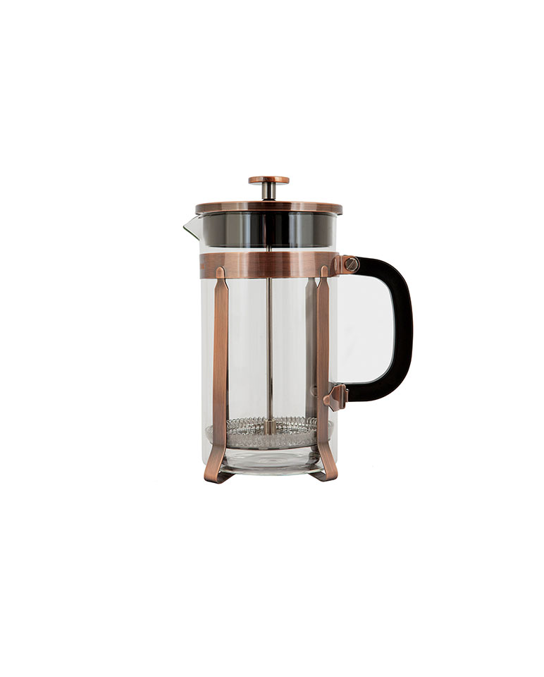Cafetera Prensa Francesa ML Copper Simple Cook