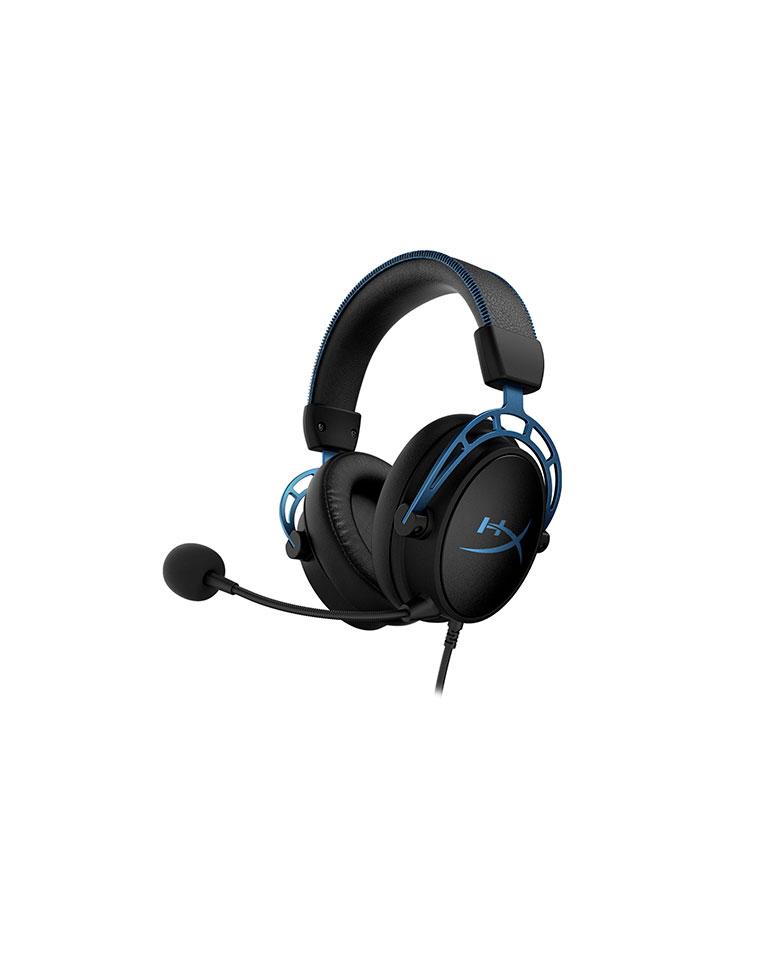 Audifonos Gamer HYPERX Cloud Alpha S - HX-HSCAS-BL/WW