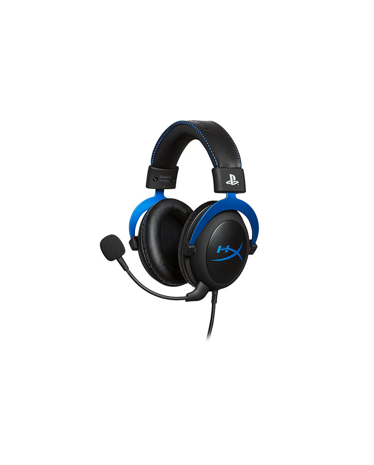 Audifonos Gamer HyperX Cloud PS4 HX-HSCLS-BL/AM