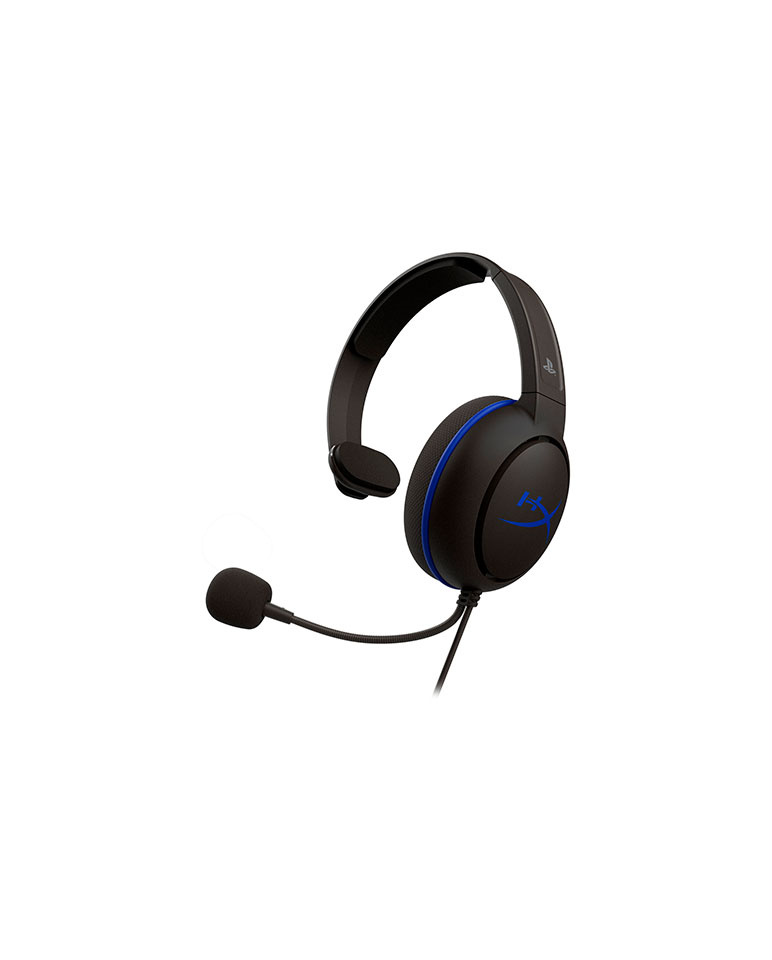 Audífono HyperX Cloud Chat Headset PS4 HX-HSCCHS-BK/NA