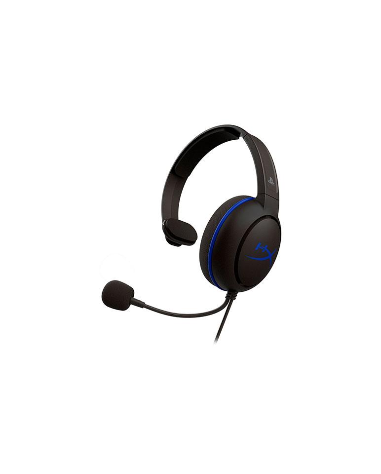 Audífono HyperX Cloud Chat Headset PS4 HX-HSCCHS-BK/AM