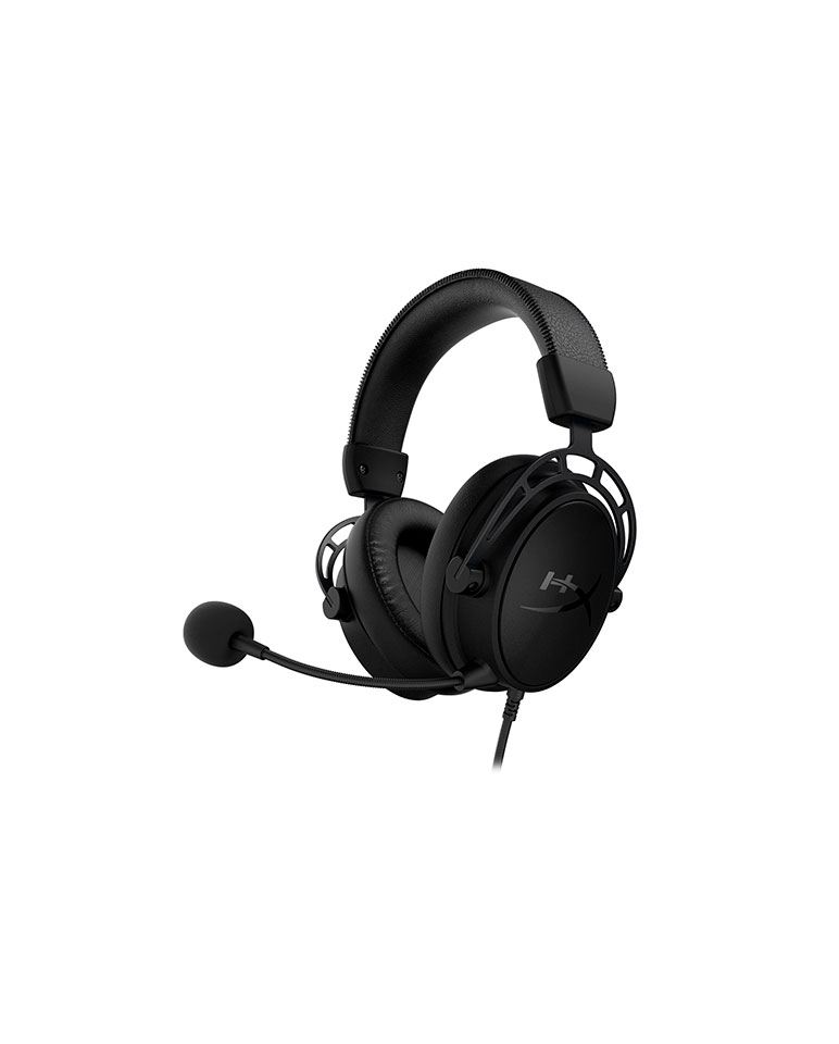Audifonos Gamer HYPERX Cloud Alpha S - HX-HSCAS-BK/WW
