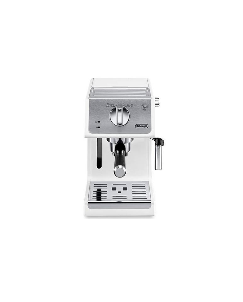 Cafetera Espresso De'Longhi ActiveLine Blanca ECP 33.21W