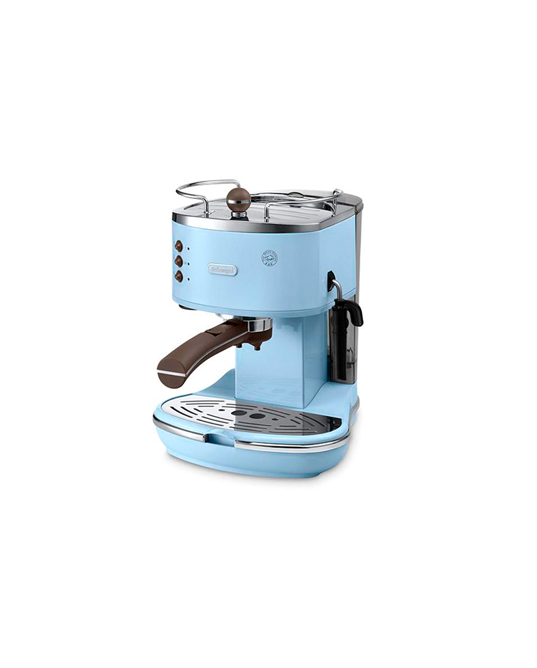 Cafetera De'Longhi Icona Vintage Azul modelo ECOV 311.AZ