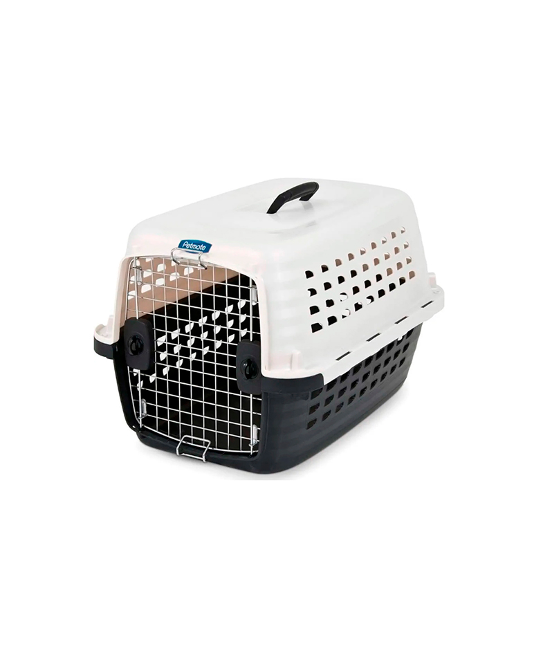Canil de transporte perros Petmate mediana 23 kilos