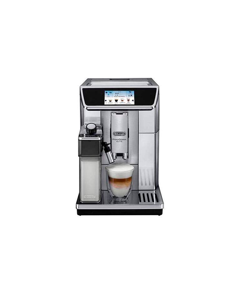 Cafetera Automática De'Longhi PrimaDonna ECAM650.75