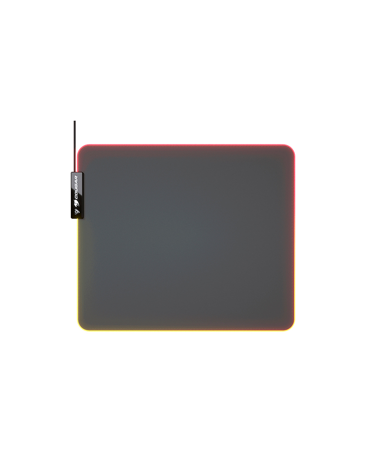 Mousepad Rígido Cougar Neon RGB