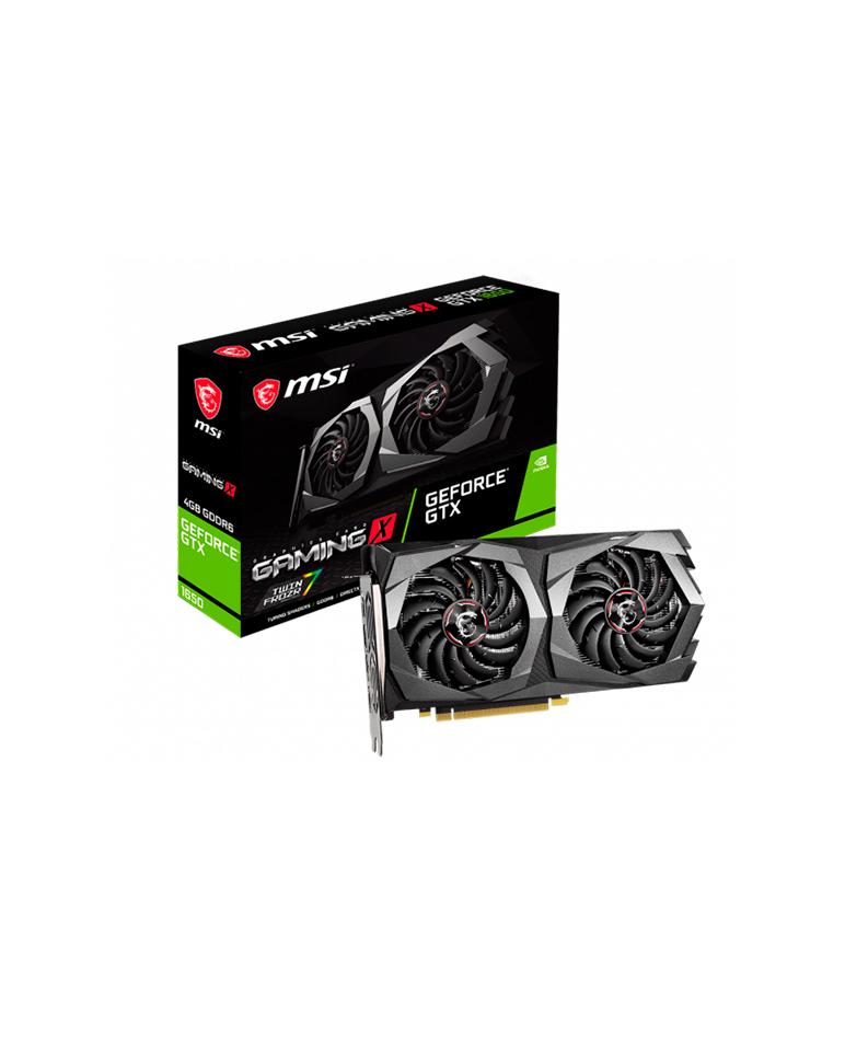 Tarjeta De Video MSI Geforce Gtx 1650 D6 Gaming X 4gb