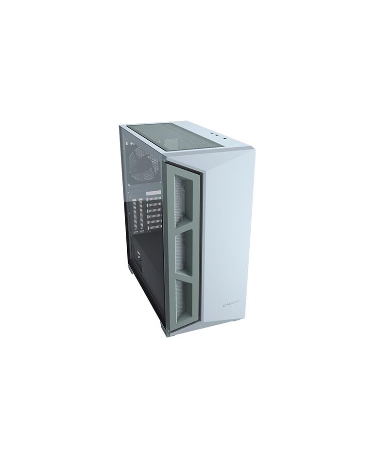 Gabinete Gamer Cougar DarkBlader X5 WHITE