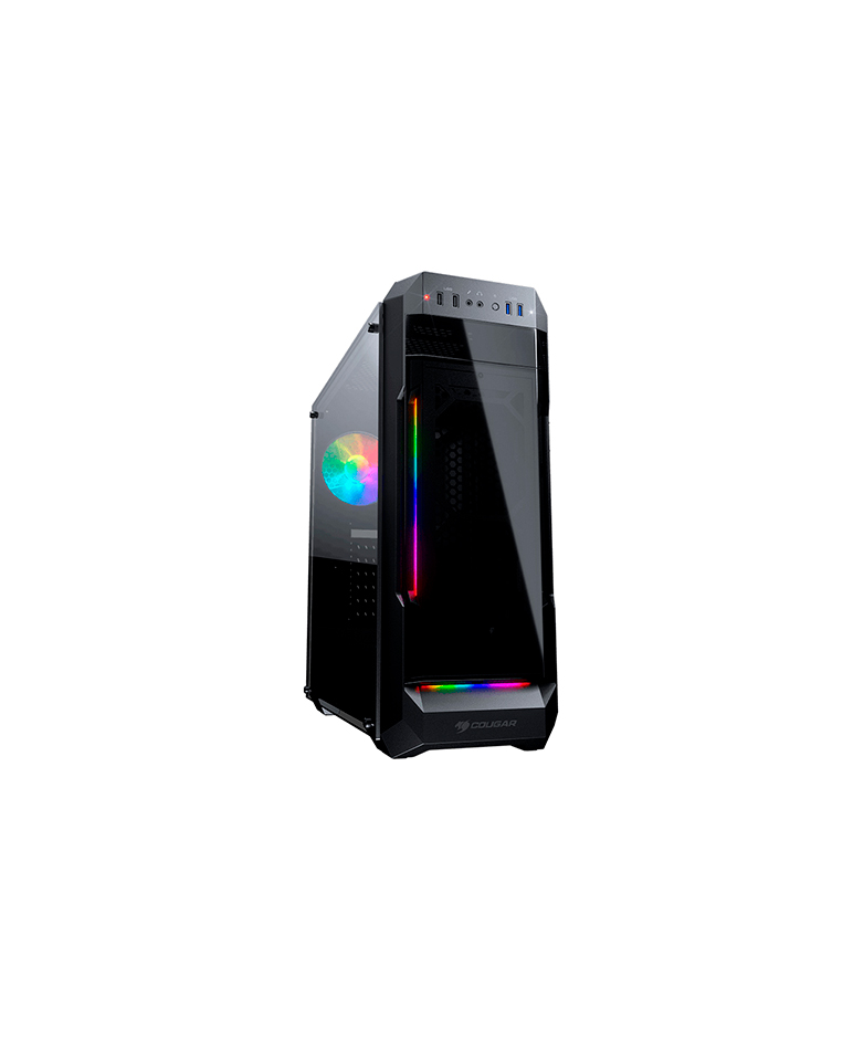 Gabinete Gamer Cougar MX331-T