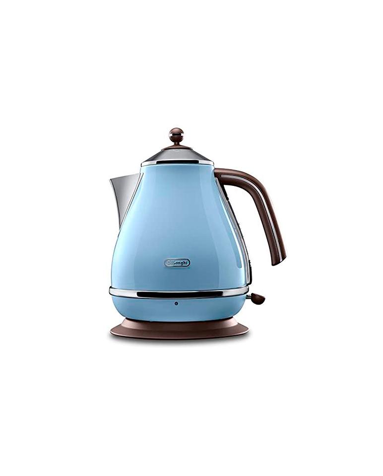 Hervidor De'Longhi Icona Vintage Azul KBOV2001.AZ (CAJA DAÑADA)