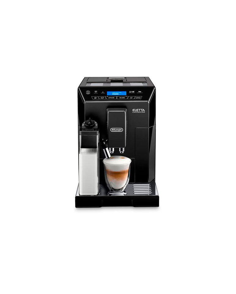 Cafetera De´Longhi Eletta Black Capuccino ECAM44660.B
